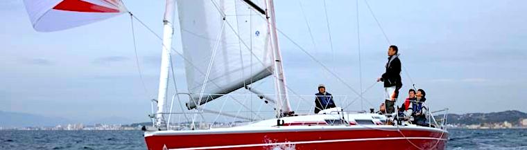 コンパスコース|外洋レース